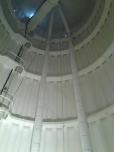 Merck Water TMS Tank